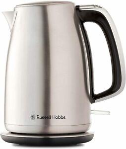 Russell Hobbs RHK82BRU Carlton 1.7L Stainless Steel Kettle