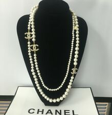 New classic 3C Chanel Anniversary Pearl Large Necklace