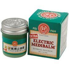 FEIFAH FEI FAH Electric Medibalm EXTRA STRONG Net 1.1oz 30g Ointments Cream Oils