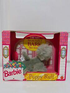BARBIE PUPPY DOG RUFF 1993