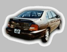 Factory Style Spoiler - Fits the 1998 1999 2000 2001  Nissan Altima