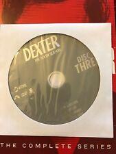 Dexter - Season 6, Disc 3 REPLACEMENT DISC (not full season)