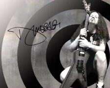 REPRINT - DIMEBAG DARRELL Pantera Signed 8 x 10 Glossy Photo Poster RP