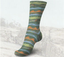 (7,95€/100g) Regia Color Design by Arne & Carlos 4fädig Sockenwolle 4fach 7033