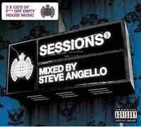 SESSIONS Presents Steve Angello - 2 CDs - Angelo Röyksopp Yoshimoto
