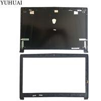 New MSI GE72 6QC 6QD GE72 6QE GE72 6QF MS-1792 MS-1795 LCD Back Cover & Bezel