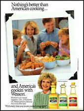1988 Florence Henderson The Brady Bunch Wesson oil vintage photo print Ad ads10