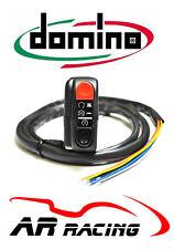 Domino Universal Start Stop interruptor + Starter Botón En Negro