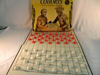Cohorts Game of Roman Checkers Board Complete!! EUC