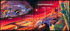 Australia 2000 Space Minisheet (AU2040MS)