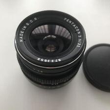 PENTACON G.D.R. 30mm f3.5 Lens - M42 fit 'EXCELLENT'