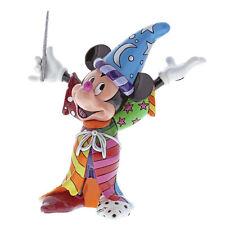 Enesco Disney by Britto Fantasia Sorcerer Mickey Mouse Figurine 9.13 Inch