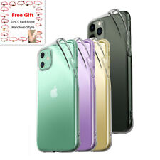 Case For iPhone 11 XR 7+ ShockProof Soft Phone TPU Silicone Gel Protective Cover