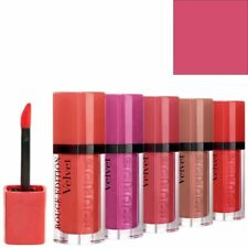 Productos de maquillaje rosa Bourjois para labios