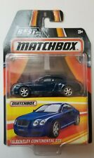BEST OF MATCHBOX Series 2, 2016 '06 BENTLEY CONTINENTAL GTE, 1:64 Free Shipping