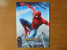 Spider-Man: Homecoming MOVIE FLYER mini Poster Chirshi ver.2 Japan 29-7