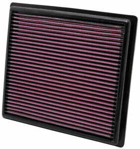 K&N Hi-Flow Performance Air Filter 33-2443 fits Mitsubishi Pajero Sport 2.4 D...