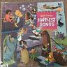 Walt Disneys Happiest Songs LP Vinyl