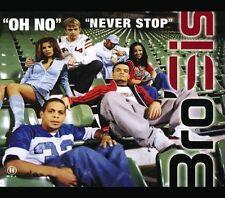 Bro'Sis Oh no (2003) [Maxi-CD]