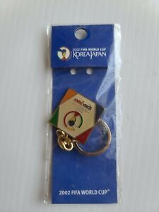 2002 FIFA World Cup Soccer Football Korea Japan Souvenir Keychain Travel FUTBOL