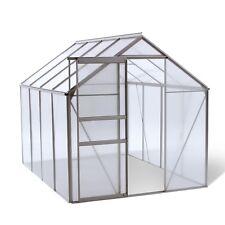 Ogrow oGrow Walk-In 6' X 8' Lawn & Garden Greenhouse w/Heavy Duty Aluminum Frame