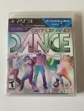 Get Up and Dance (PS3) Pre Owned