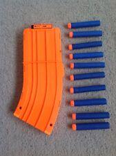 Stile Nerf AK-47 Ammo Clip - 10 Dart capacità-include freccette