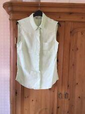 Ladies Linen Shirt Size 8