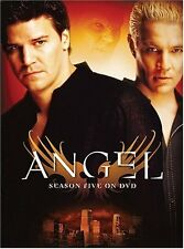 Angel ~ Complete 5th Fifth Season 5 Five ~ BRAND NEW 6-DISC DVD SET