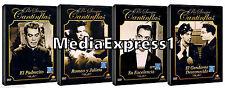 4 Pk Cantinflas El Padrecito Romeo y Julieta ORIGINAL Su Excelencia Ships Today!