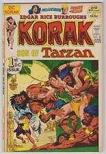 L2763: Korak, Son of Tarzan #46, Vol 1, VF-NM Condition
