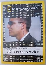 National Geographic - Inside The U.S. Secret Service (DVD, 2005) Region 4