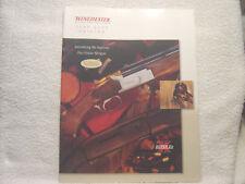 Winchester Rifles And Shotguns 2000 gun catalog