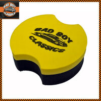 1x Badboy Classics Foam Applicator Sponge Pad Car Wax Polish