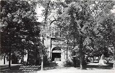 D53/ Ontonagon Michigan Mi RPPC Postcard County Court House c1950s   13