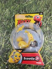 Ricky Zoom - Scooto Motorcycle 3-inch Action Figure BRAND NEW