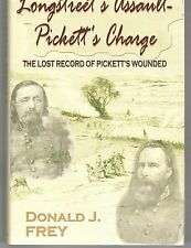 Longstreet's Assault - Pickett's Charge by Donald Frey