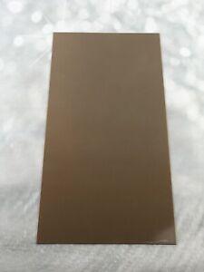 G10 Tan 1x300x150mm Sheet for knife scales/handle liner/Bushcraft/slingshots