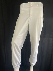 Adidas Climalite Men's White Baseball Pants Size Medium
