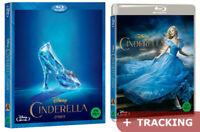 Cinderella - Blu-ray Slip Case Edition (2015)