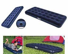 Bestway Luftbett Blue Horizon Single 185x76x22 cm Matratze Festival Zelt Camping