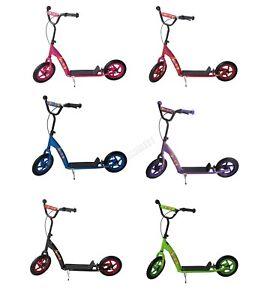 GALACTICA HyperTrixx BMX Stunt Scooter - Boys & Girls Big Wheel Scooter