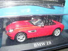 BMW Z 8 in Red with Black trim, PREMIUM&Collectables  Product in 1:43rd. Scale