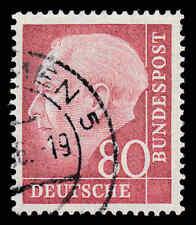 Scott # 717 - 1954 - ' Theodor Heuss '