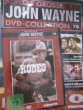 Rodeo /John Wayne Collection / Ausgabe 79 / DeAgostini/Neu