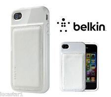 iPhone 4 Funda BELKIN Grip Edge Blanca