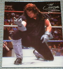 WWF 3-D Laser Scupture Collector Series UNDERTAKER Limited Edition- HARD TO FIND