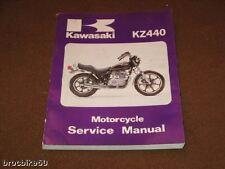 MANUEL REVUE TECHNIQUE ATELIER KAWASAKI Z 440 450 LTD CUSTOM 80 SERVICE MANUAL