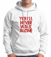 YNWA Liverpool Football Hoodie Sweatshirt Mens Boys Girls Printed Hooded Top