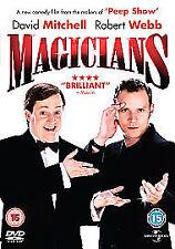 MAGICIANS (DVD - Region 2) David Mitchell & Robert Webb (makers of 'Peep Show')